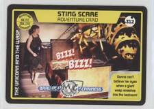 2010 Doctor Who - Monster Invasion Trading Card Game #312 Sting Scare Gaming 1i3