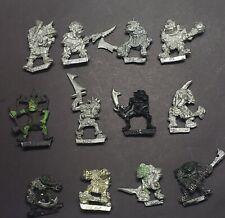 Citadel Orcs Big Un's  OOP oldhammer warhammer multi listing