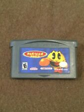 Nintendo GameBoy Advanced PacMan World Video Game Rated E