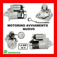 MOTORINO DI AVVIAMENTO NUOVO DACIA DUSTER 1.5 DCI 4X4 DA 2010 KW81 CV110  K9K898