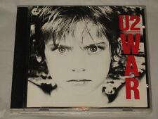 U2 - CD - WAR