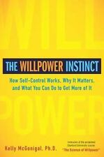 EBOOK (PDF) The Willpower Instinct : How Self-Control Works, Why It Matter