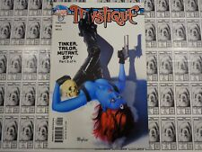 Mystique (2003) Marvel - #9, Tinker, Tailor, Mutant Spy Part 3, Vaughan, VF