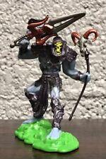 MOTU 200X Skeletor Mini Figure Action PVC Masters Universe He-Man Heroes Villain