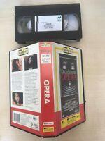 Opera, Dario Argento - VHS buone condizioni