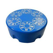 Billet Aluminum Blue Gas Cap Part Polaris Ranger 700 800 RZR 570 EPS LE Gas