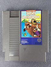 MICKEY MOUSECAPADE - NES, Nintendo Game