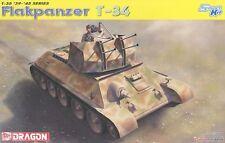 1/35 DRAGON Flakpanzer T-34r - Smart Kit  #6599