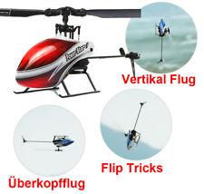 RC Hubschrauber 3.5 6 Kanal Ferngesteuerter V966 Helikopter Gyro LED