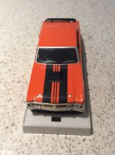TRAX TR 4D  FORD XY FALCON  GTHO Phase 111   HOT ORANGE