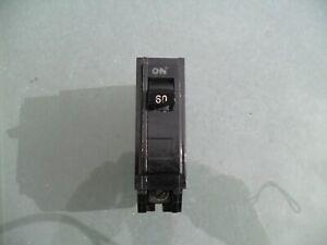 Simplex GE BTQL1260 60 Amp Single Phase MCB BS3871 PT1 M3 240/415v AC. Clip in.