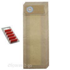 5 x Vacuum Cleaner Filter Dust Bags For Nilfisk GU350A GU450A Hoover Bag + Fresh