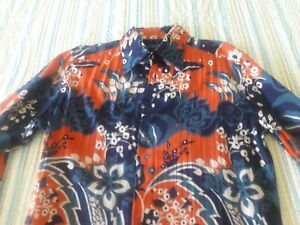 DOLCE & GABBANA RARE FLORAL PATTERN SHIRT NO RESERVE PRICE