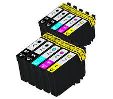 Remanufactured 10pack Ink Cartridge for Epson WorkForce WF2630 WF2650 WF2660 220