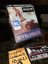 Ash vs Evil Dead: Season 3 Blu Ray Best Buy Steelbook Exclusive Brand New O 00006000 Op