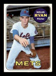 1969 Topps #533 Nolan Ryan   VGEX X2272893