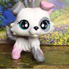 Mini Pet Shop, Dog Puppy, Cute Collie OOAK Custom Hand Painted, Nice