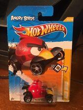 2012 Hot Wheels New Models Red Bird #47