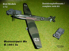Messerschmitt Me P.1091 IIa 1/72 Bird Models Resinbausatz / resin kit  neu / new