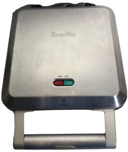 Breville Personal Pie Maker Model BPI640XL Stainless Steel Non-Stick 1200 Watt