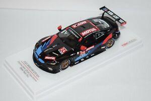 TSM430514 TSM-Model: 1/43 BMW M8 GTE #24 2020 Daytona 24 Hours GTLM Class Winner