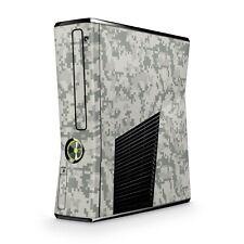 Xbox 360 Slim Skin Aufkleber Schutzfolie Sticker Skins Sticker Design Acu Camo