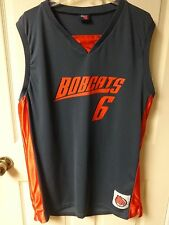 Vintage NBA Charlotte Bobcats Special Give Away Sixth Man Jersey Size Adult 2XL