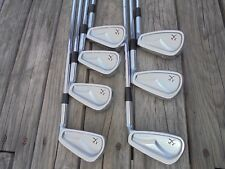 Japan Hakusa Forged Prototype Iron Set Golf Club 4-P Right Hand Steel N.S Pro Sh