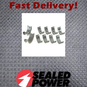 Sealed Power (4125MA 30) Main Bearing Set suits Ford F series 5.0 Litre (EFI) Wi