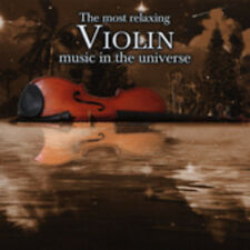 Most Relaxing Violin - Most Relaxing Violin Music in the Universe / Various [New
