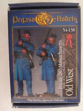 Pegaso Models Private 28th Massachusetts, Fredericksburg 1862 54mm 1/32