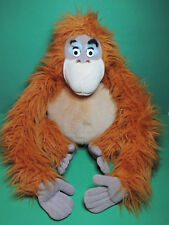 Le livre de la Jungle book : King Louie peluche Disney Disland Paris Soft toy