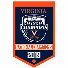 Virginia Cavaliers 2019 NCAA Mens Basketball National Champions Banner