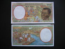 Central African States (Gabon) 1000 francos 2000 (p402lg) UNC