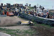 Rene Arnoux Renault RE30B Massive Crash Dutch Grand Prix 1982 Photograph 2