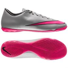 NIKE MERCURIAL VICTORY V IC INDOOR SOCCER FUTSAL CR7 SHOES Wolf Grey