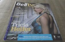 BELL TV MAGAZINE Battlestar Gallactica's Tricia Helfer - February 2007 Vol 3 #2