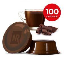 100 Capsule LAVAZZA A MODO MIO al Gusto Cioccolato Cialde Caffe Compatibili