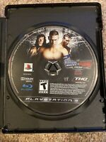 PS3 - WWE SmackDown Vs RAW 2010 - Disc Only - Tested & Guaranteed