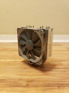 Noctua NH-U12S Redux CPU Cooler with NF-P12 120mm Fan (Grey)