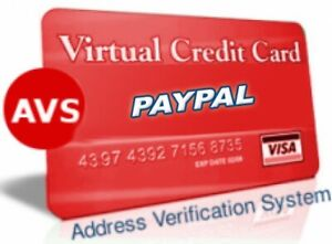 AWS US VCC FOR USA PAYPAL VERIFICATION FAST DELIVERY