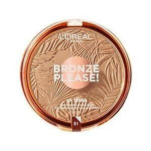 Loreal Bronze Please! LA TERRA bronzer