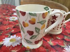 Emma Bridgewater Summer Cherries  Personalised COCOA Mug New