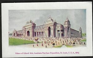 1904 Louisiana Purchase Exposition H. Leh & Co.'s Garments/Allentown,PA Ad Card