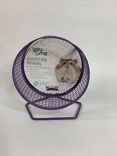 Exercise Wheel For Rodent And Small Animal 5 Inches You & Me Brand