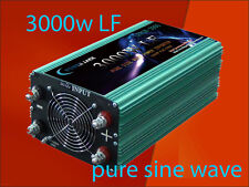 12000W/3000W LF Pure Sine Wave Power Inverter 12VDC/230VAC Power Tools Converter