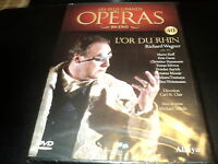 "DVD NF ""L'OR DU RHIN - Richard Wagner"" Mario HOFF / LES PLUS GRANDS OPERAS N°40"