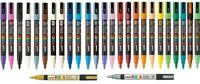 POSCA Paint Marker Pens PC-3M by Uni-Ball - All Colours : BUY 4 - PAY FOR 3