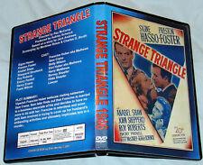 STRANGE TRIANGLE - DVD - Preston Foster, Signe Hasso