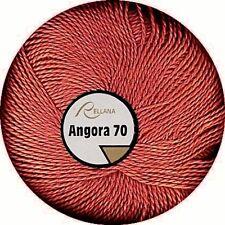 Rellana Angora 70 Farbe: 1741 rost - 25 g